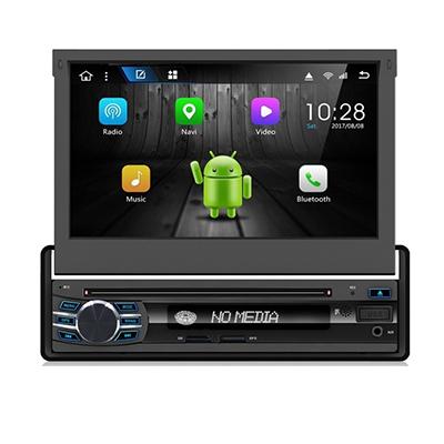 test poste autoradio 1 din android 6 0 avec option gps autoradio android gps. Black Bedroom Furniture Sets. Home Design Ideas