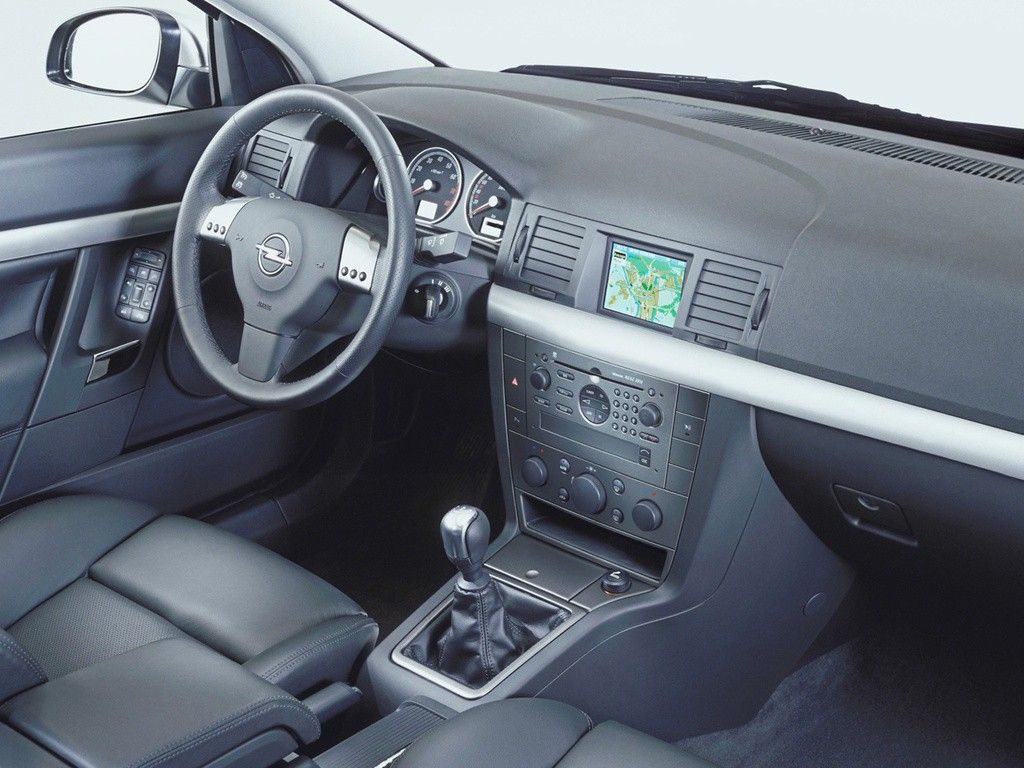 Amplificateur autoradio 2 din Opel Vectra