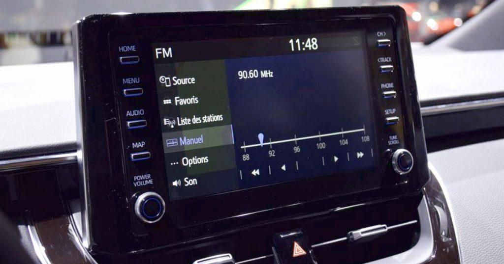 autoradio cd usb bluetooth